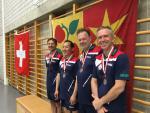 Baar gewinnt Silber an den Senioren Schweizermeisterschaften O60